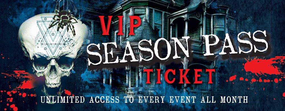 VIP Season Pass Ticket